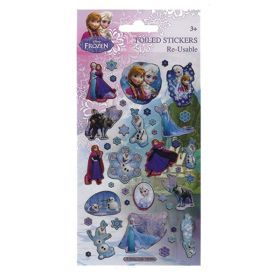 Disney Frozen Foil Stickers