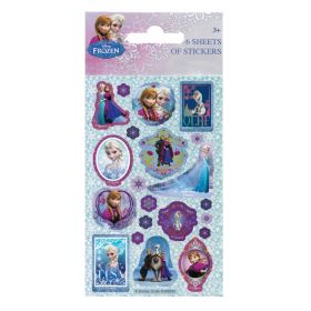 Disney Frozen Party Bag Stickers, pk6