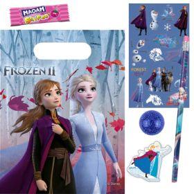 Filled Disney Frozen Party Bags