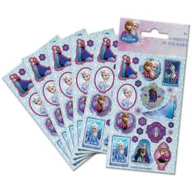 Disney Frozen Party Bag Stickers