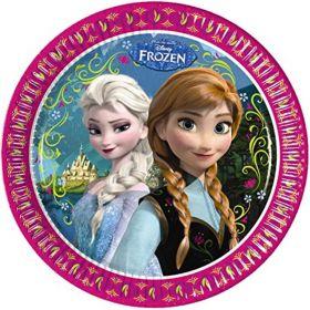 Disney Frozen Plates