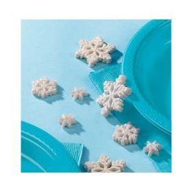 Disney Frozen Snowflake Table Decorations, pk20