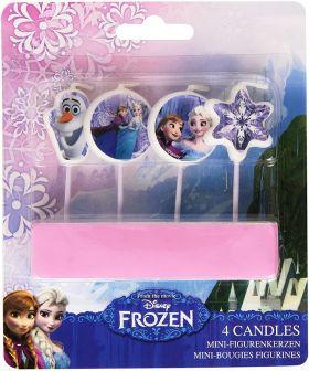 Frozen Candle Set pk4