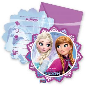 Frozen Northern Lights Invites, pk6