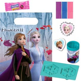Filled Disney Frozen Party Bags
