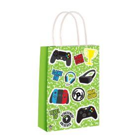 Gamer Paper Party Bag
