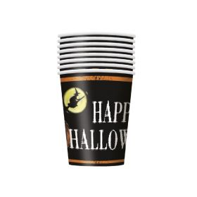Ghostly Halloween Party Cups