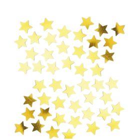 Sparkle Stars Gold Metallic Confetti 14g
