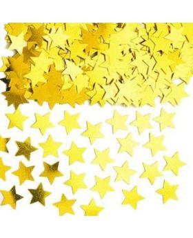 Gold Stardust Confetti