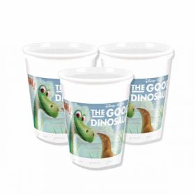 The Good Dinosaur Plastic Party Cups Pk8