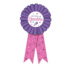 I'm the Grandma Pink Award Ribbon
