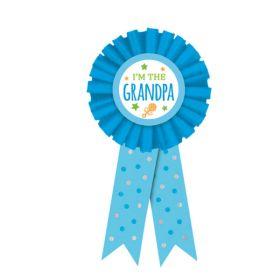 I'm the Grandpa Blue Award Ribbon