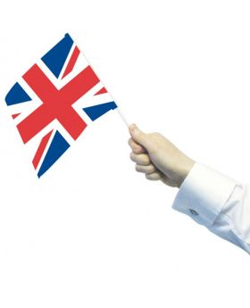 Great Britain Waving Flags 12 Pack