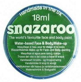 Green Grass Snazaroo Face Paint Tub