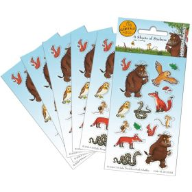 The Gruffalo Party Bag Stickers, pk6