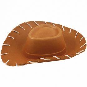 Brown Childs Cowboy Hat