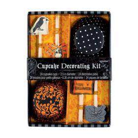 Halloween Shocktails Cupcake Decorating Kit