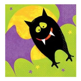 Halloween Gruesome Group Party Napkins