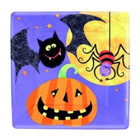 Halloween Gruesome Party Plates