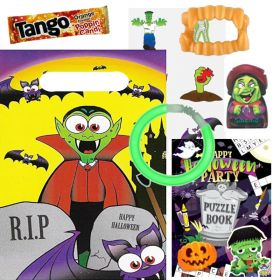 Spooky Halloween Pre Filled Party Bags (no.4)