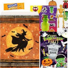 Halloween Pre Filled Party Bags (no.5)