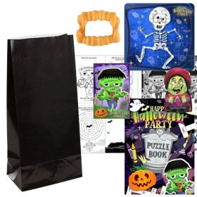 Halloween Pre Filled Party Bags (no.6)