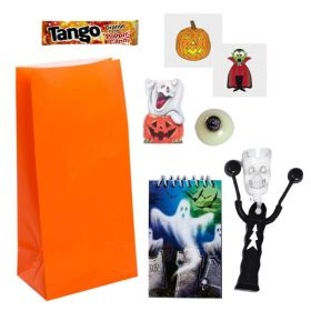 Filled Halloween Party Bags