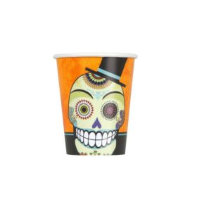 Day of the Dead Cups 270ml, pk8