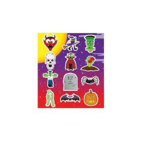 Halloween Spooky Sticker Sheet