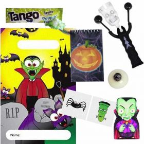 Spooky Halloween Pre Filled Party Bag No. 7, One supplied