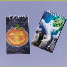 Halloween Fun Notepad 12pk