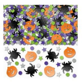 Halloween Metallic Big Pack Confetti 70g