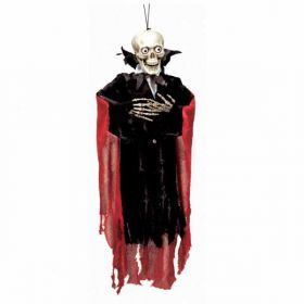 Halloween Skeleton Vampire Hanging Decoration