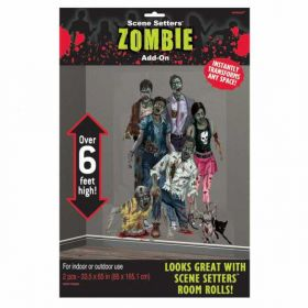Halloween Zombie Add-On Scene Setter