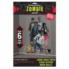Halloween Zombie Add-On Scene Setter