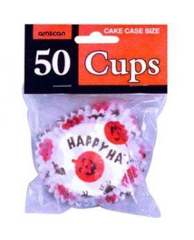 Happy Halloween Cupcake Cases (pk 50)