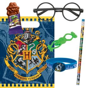 Filled Harry Potter Party Bags