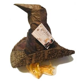 Sorting Hat Harry Potter 3D Pull String Pinata