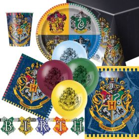 Harry Potter Ultimate Party Pack for 8