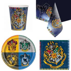 Harry Potter Harry Potter Party Tableware Pack for 8