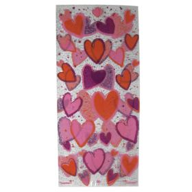 Heart Cello Party Bags 20pk