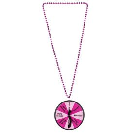 Hen Party Dare Spinner Pendant