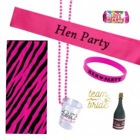Hen Night Party Pre Filled Party Bags