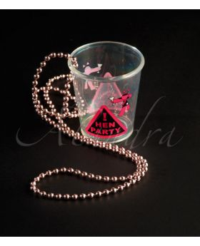Hen Party Shot Glass