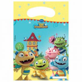 Henry Huggle Monster Party Bags, pk6