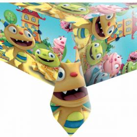 Henry Huggle Monster Plastic Party Tablecover