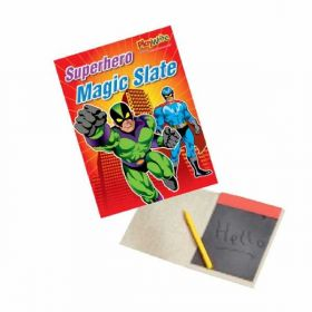 Super Hero Magic Slate