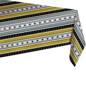 Hollywood Star Attraction Party Plastic Tablecover 1.37m x 2.59m
