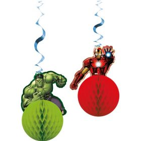 Avengers Multi Heroes Honeycombs pk2