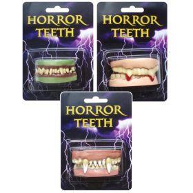 Assorted Horror Teeth